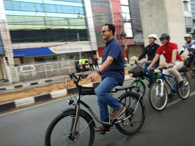 Jawaban Anies Soal Sindiran Tito Jakarta seperti Kampung