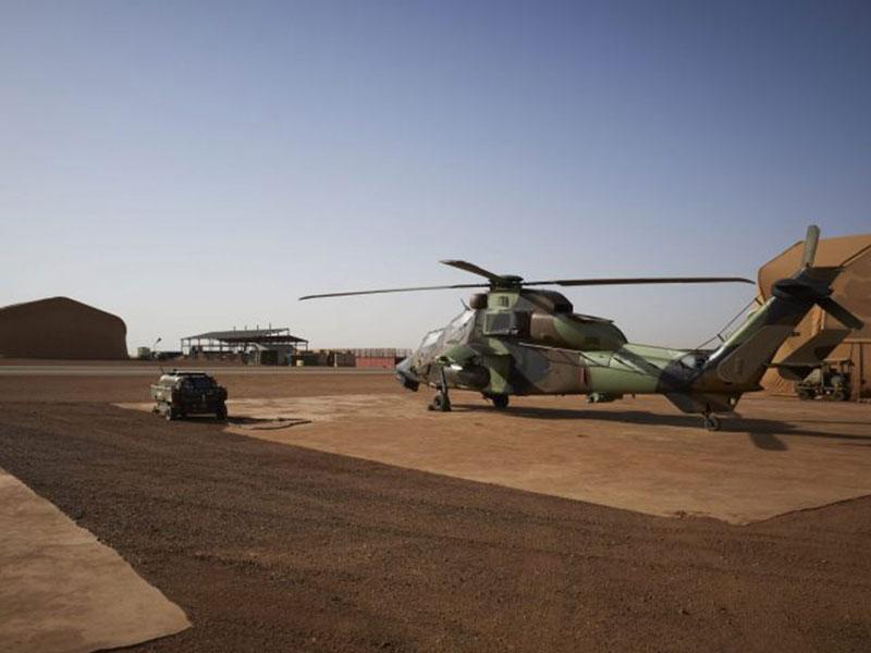 13 Tentara Prancis Tewas Dalam Kecelakaan Helikopter di Mali