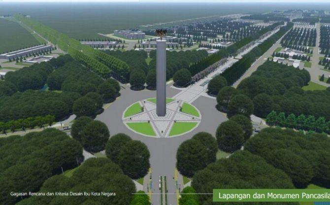 Kaltim Ibu Kota Baru, Jakarta Pusat Bisnis