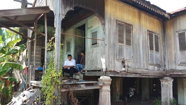 Lestarikan Rumah Melayu