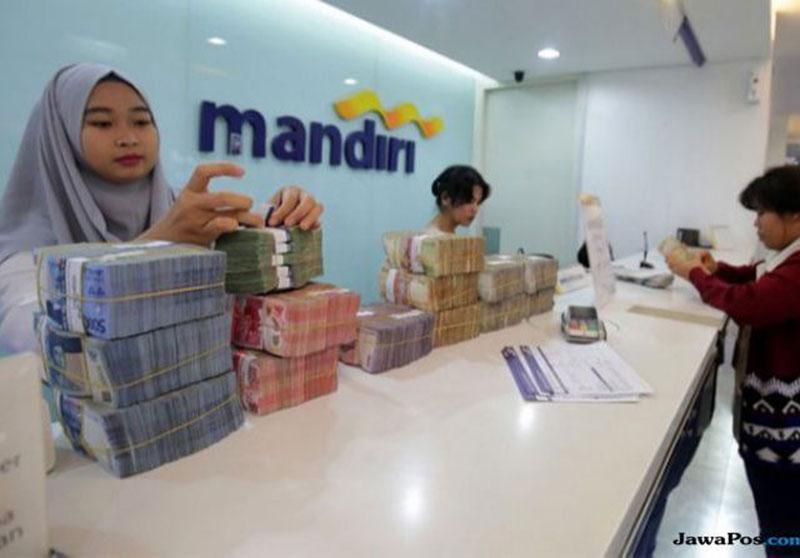 Sulaiman Arif Jadi Dirut Sementara Bank Mandiri