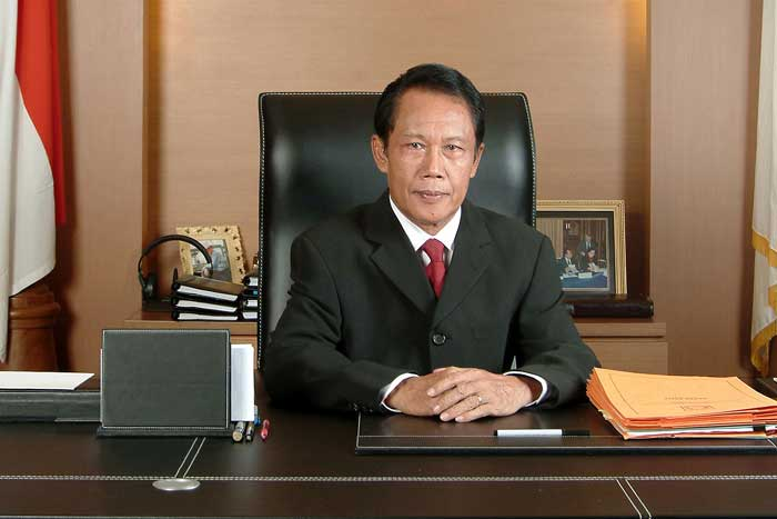 Sutiyoso: Pemindahan Ibu Kota Kurangi Beban Jakarta