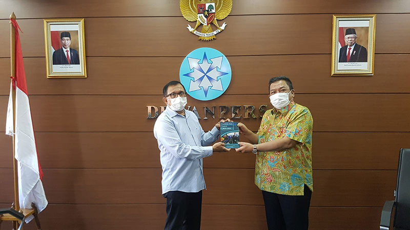 Dewan Pers Apresiasi Pergub Kerja Sama Media Riau