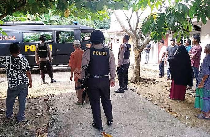 13 Terduga Teroris Diamankan Densus 88 di Riau