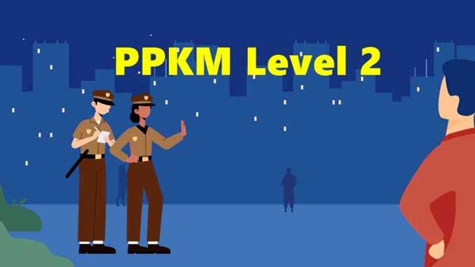 Dumai Masuki PPKM Level 2