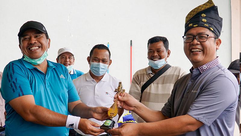 Bupati Siak Alfedri Apresiasi Riau Pos