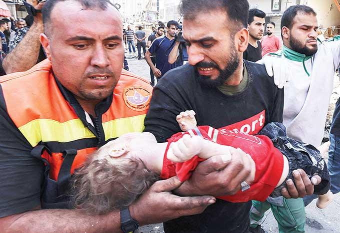 Desak OKI Upayakan Gencatan Senjata Israel-Palestina