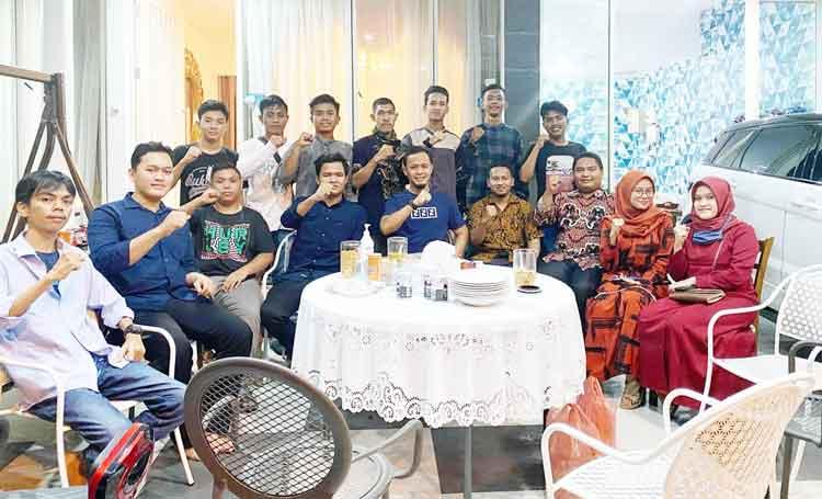Lintas Forum Pemuda Tawarkan Diri Ikut Berjuang Bersama Demokrat Pekanbaru