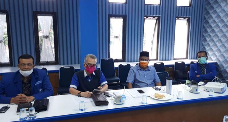 DPW PAN Riau Ajak Kader Partisipasi Atasi Covid-19