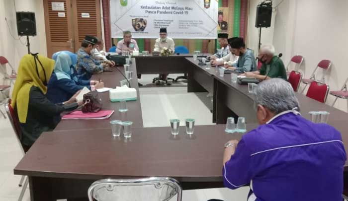 LAM Riau Prihatin Kasus Mundurnya 63 Kepsek di Inhu