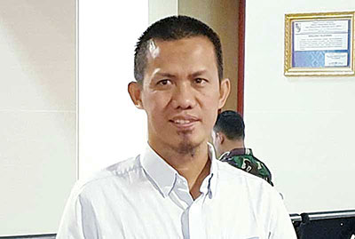 PLN UP3 Pekanbaru Pastikan Tiang Listrik JPO Tobek Godang Aman