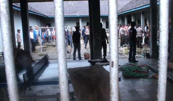 228 Napi Narkoba Dijebloskan ke LP Nusakambangan
