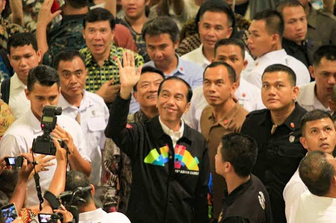 Cuitan Presiden Soal Mudik, Bersabar Menahan Rindu di Perantauan