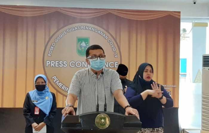 Ruang ICU di Riau Penuh, dr Yovi: Itu Hoaks