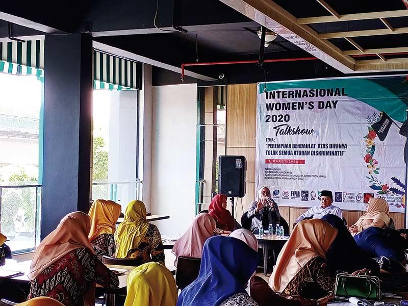 Ketidakadilan Masih Sering Dialami Perempuan
