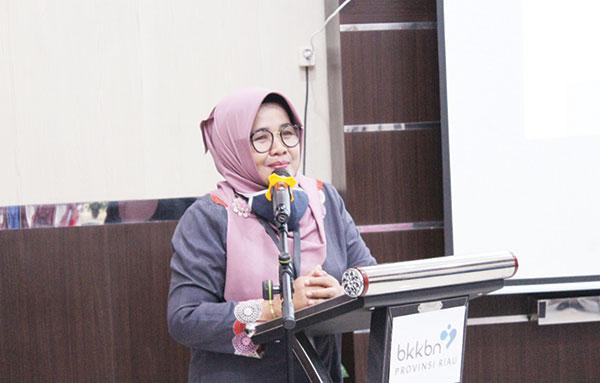 BKKBN Riau Komit Wujudkan Zona Bebas Korupsi