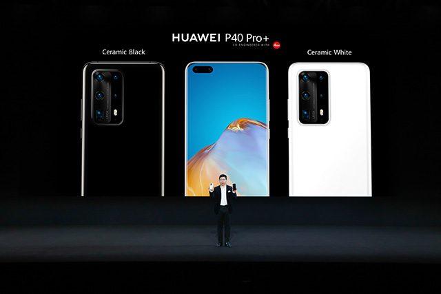 Huawei Resmi Hadirkan P40 Series