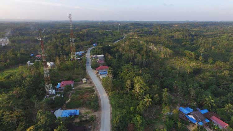 Ibu Kota Baru, 2020 Mulai Bangun Infrastruktur,  2024 Pindah