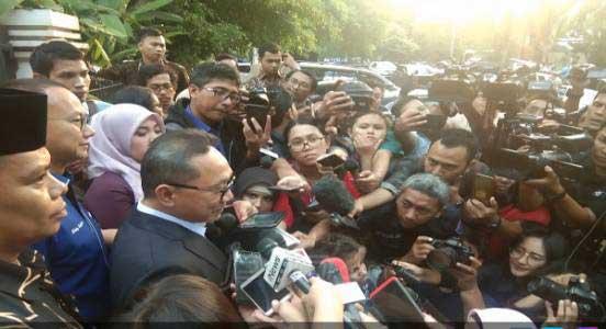 Ketum PAN Sudah Pamit kepada Prabowo
