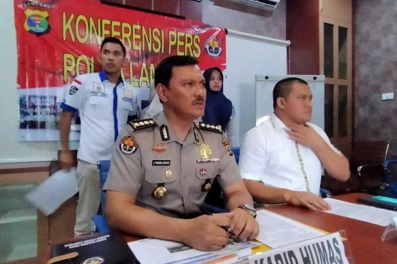 Sebarkan Berita Hoaks Corona, IRT Ditangkap Polisi