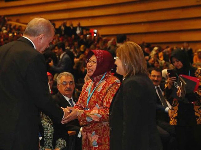 Risma Jadi Inspirasi Perempuan Turki