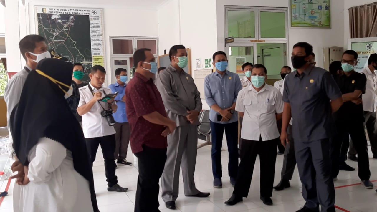 Gawat, APD untuk Tenaga Medis Puskesmas di Kuansing Belum Ada
