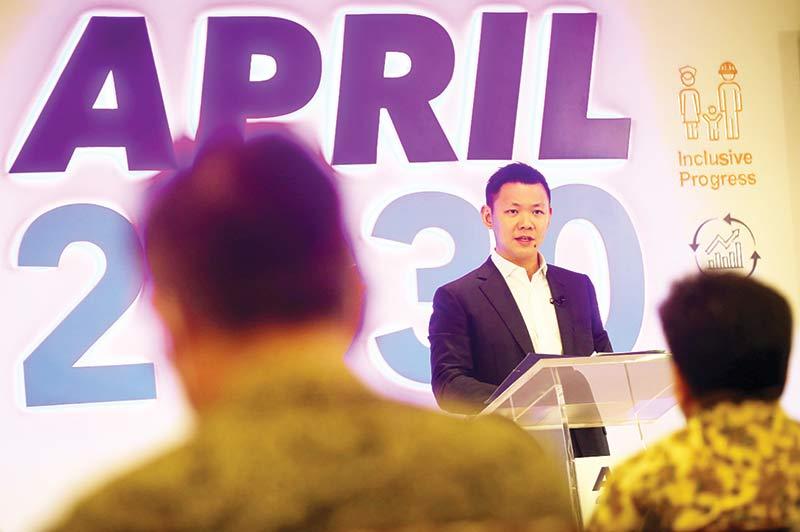 APRIL 2030: Target Satu Dekade Grup APRIL di Bidang Keberlanjutan
