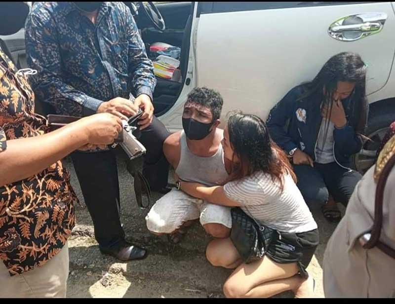 Razia Masker, 2 Pengedar Narkoba Ditangkap