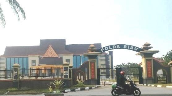 Gedung Baru Polda Riau Bakal Diresmikan Kapolri