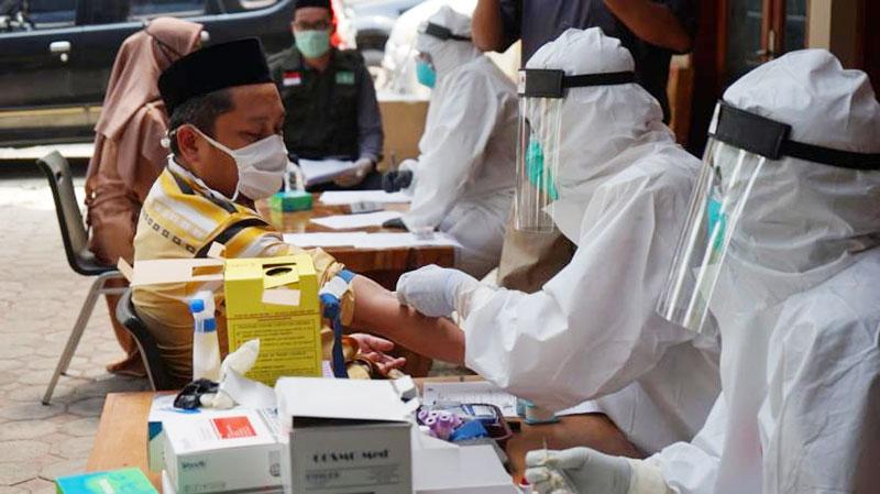Rapid Test Massal Segera Sasar Dua Kecamatan
