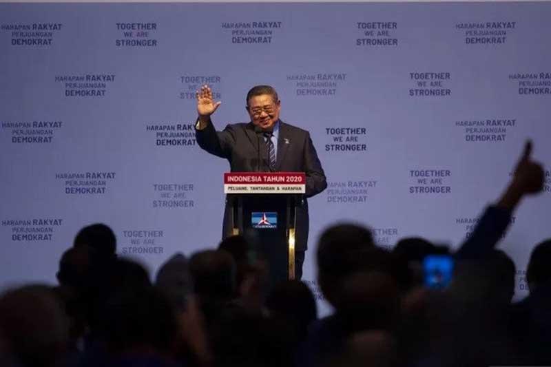 SBY: Rakyat tidak Suka Pemerintah yang Represif Otoritarian