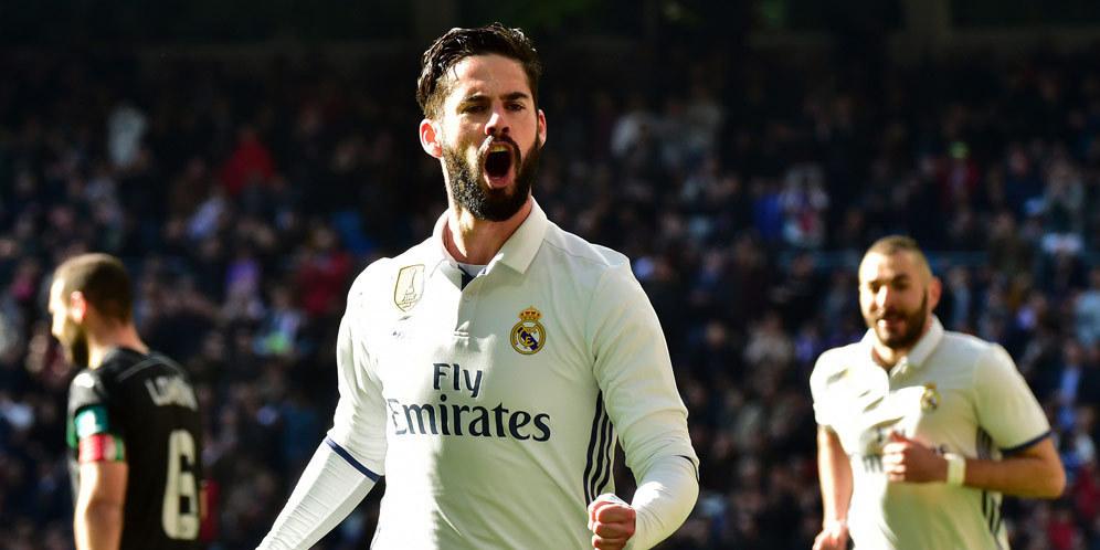 Madrid: Silakan Cari Klub Lain, Isco
