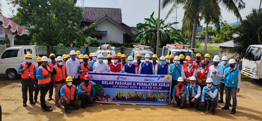 PLN UP3 Rengat Siagakan 431 Personel
