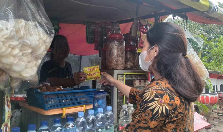 Presiden Joko Widodo Andalkan Jahe Merah Hindari Corona