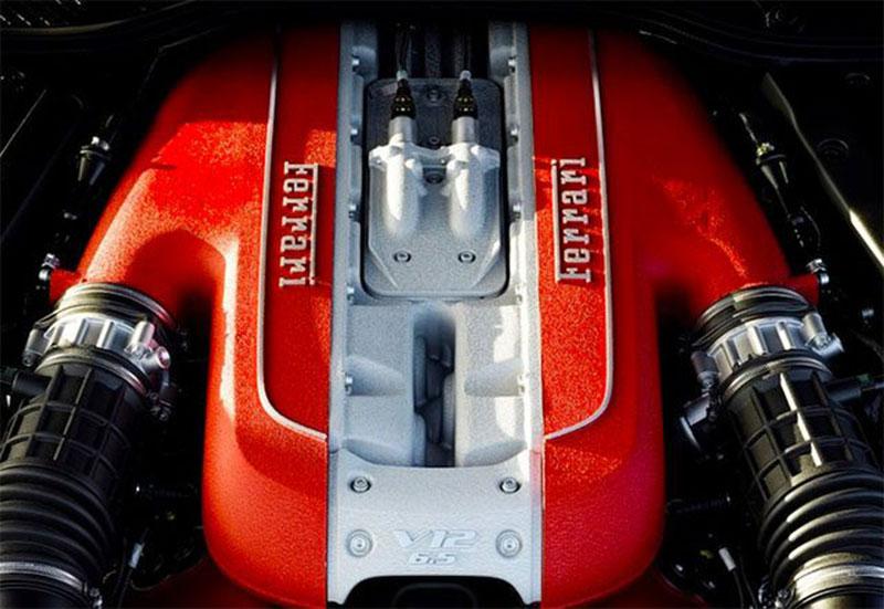 Tingkatkan Efisiensi Mesin, Ferrari Siapkan V12