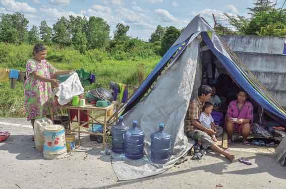 Banjir Meluas, 900 KK Terdampak