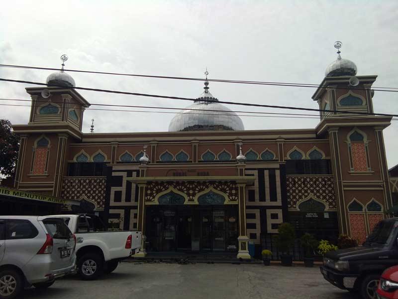 Masjid Pertama di Kecamatan Tampan