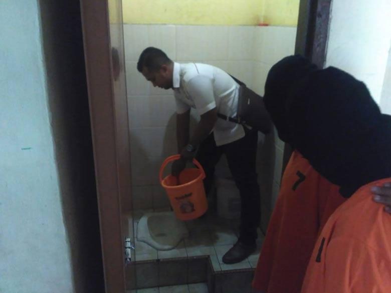 Berkas Kurir Tangkapan di Bandara Rampung
