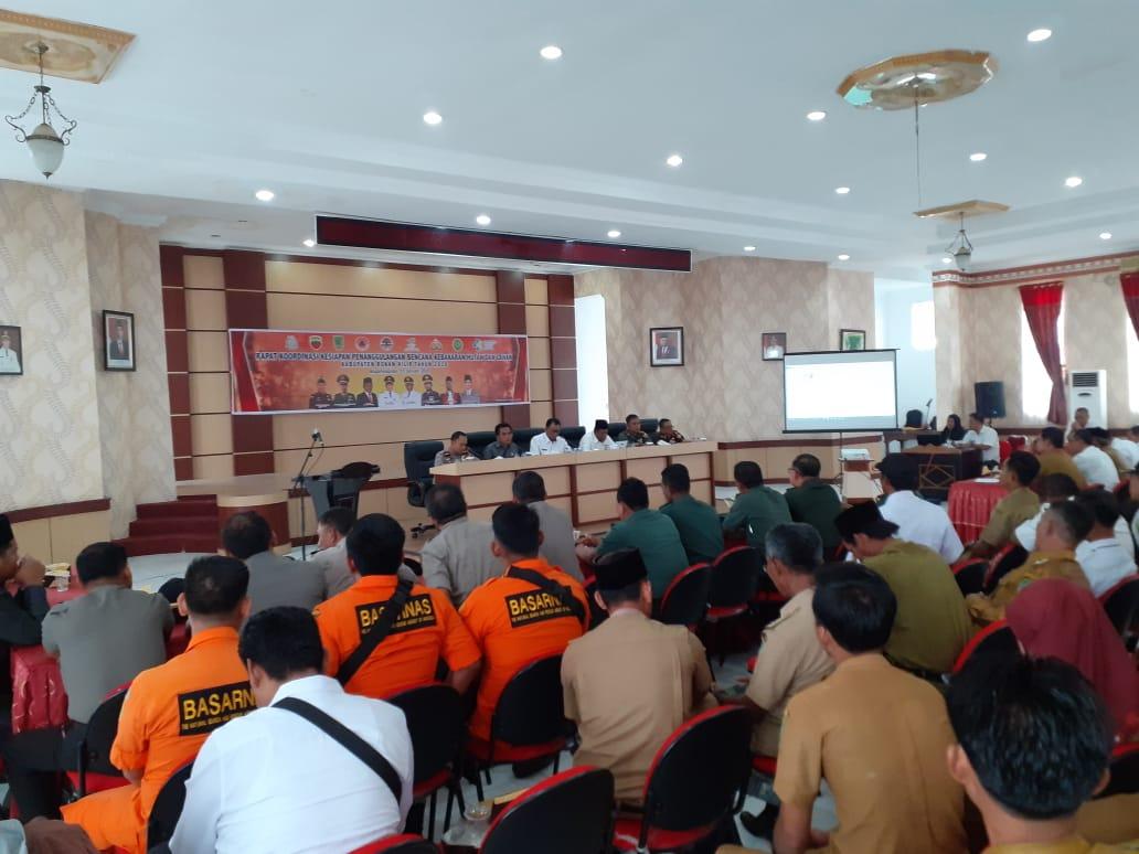 Ketua DPRD Tegaskan Dukung Penanggulangan Karhutla