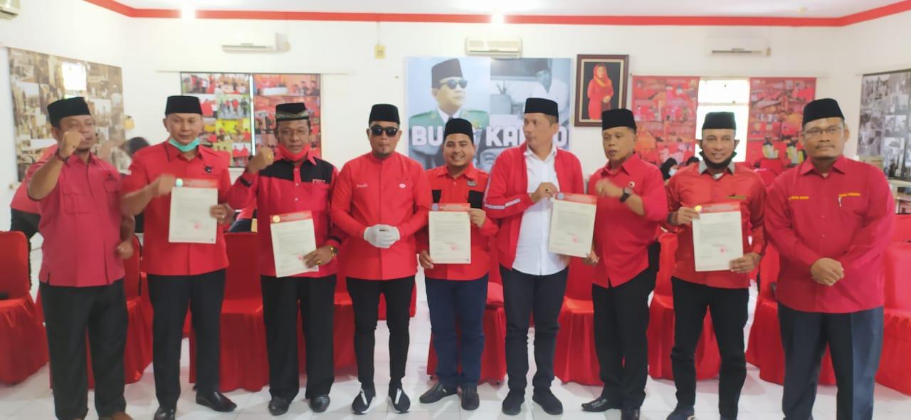 Ada Nama Iyeth Bustami, Ini Calon yang Didukung PDIP di Pilkada Riau
