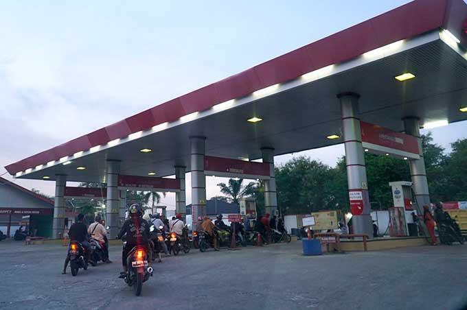 Solar Langka di Riau, Polisi Turun Tangan