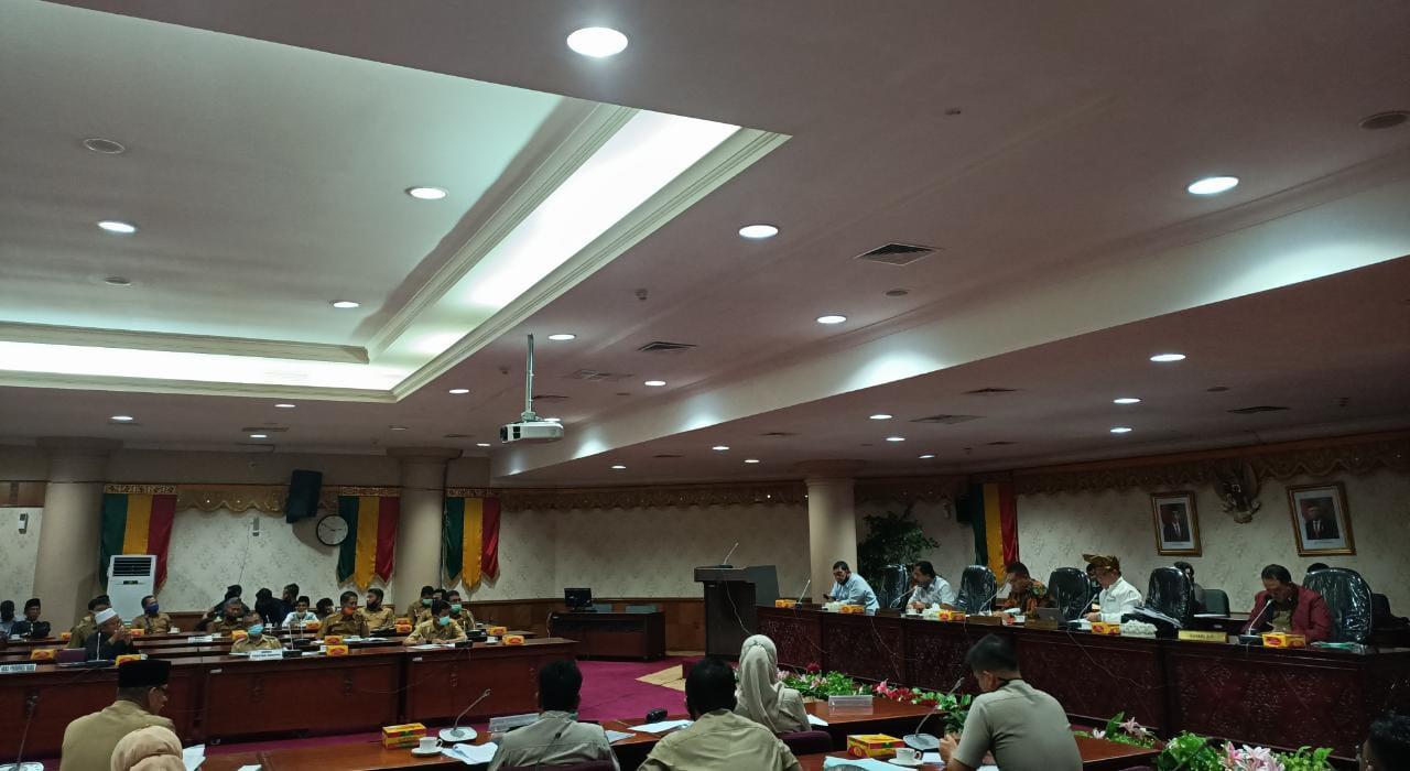 RDP Dihadiri Bupati dan Masyarakat Siberakun, tapi PT Duta Palma Mangkir