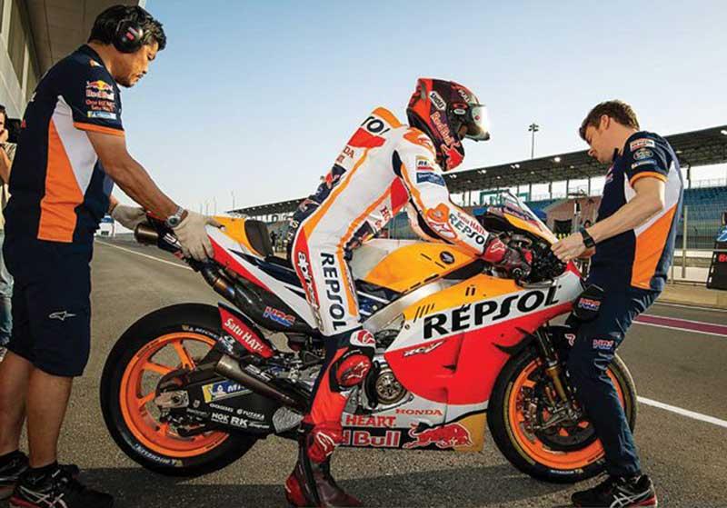 MotoGP Bergulir pada Juli