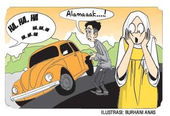Mobil Mogok