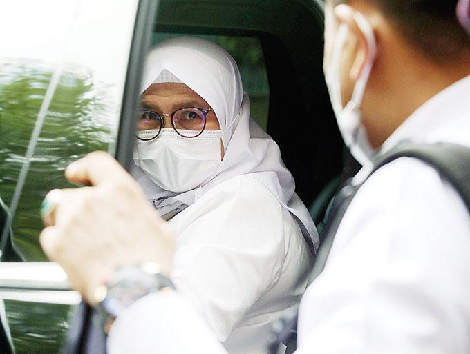 Terbukti Langgar Etik, Wakil Ketua KPK Dihukum Potong Gaji