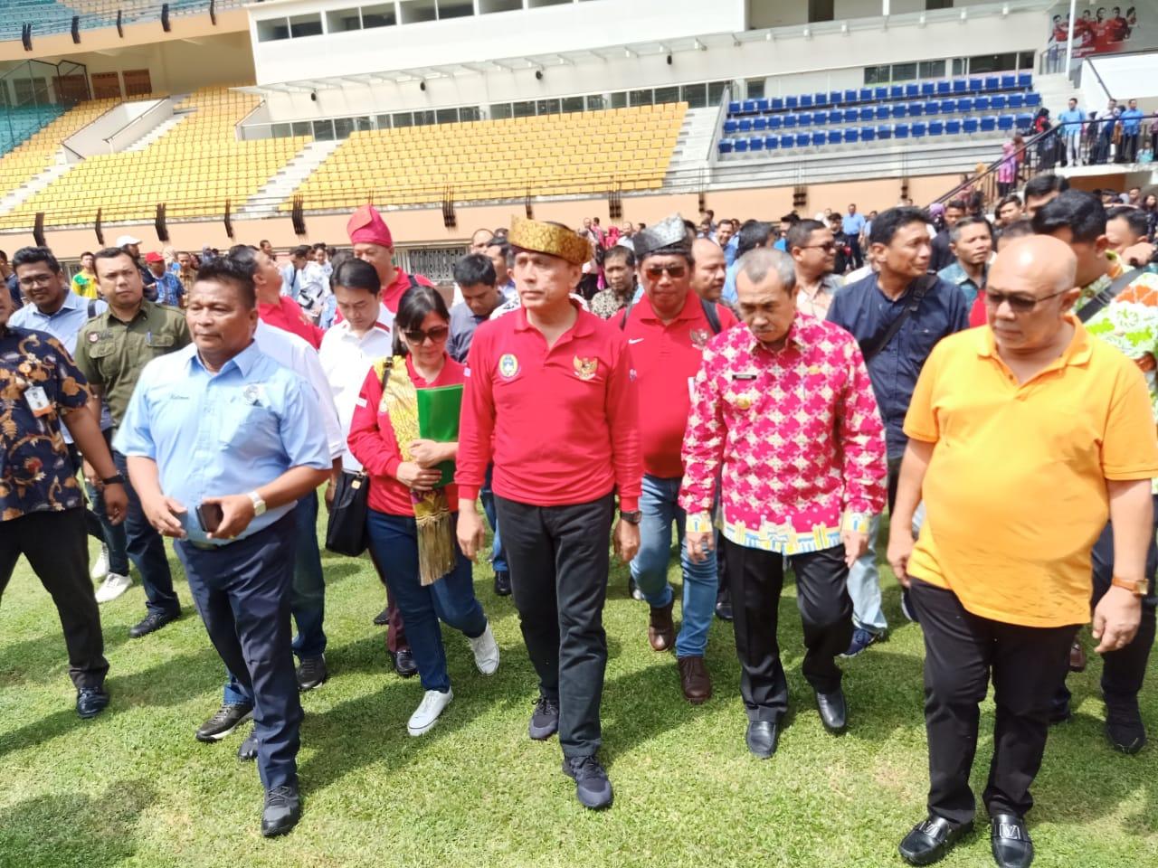 Stadion Utama Riau Dipertimbangkan Jadi Lokasi Piala Dunia U-20