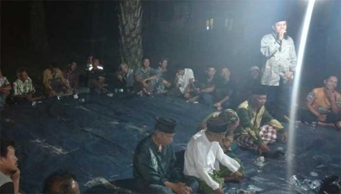 Suhardiman Ambi Konsolidasi Desa ke Desa di Kuansing
