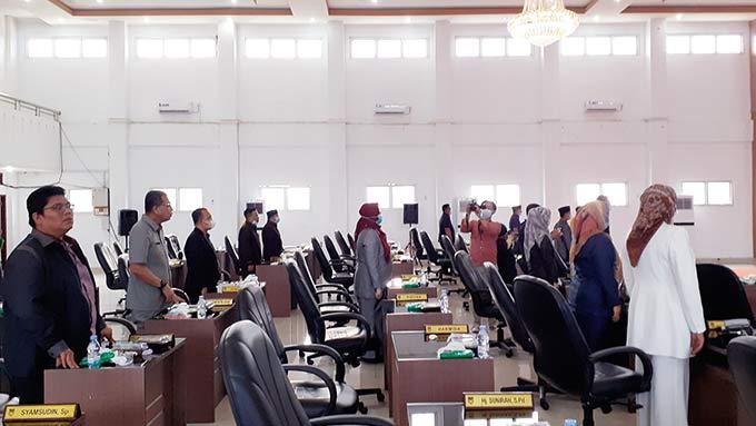 DPRD Dorong Pemerintah Terapkan Pembangunan Berkeadilan