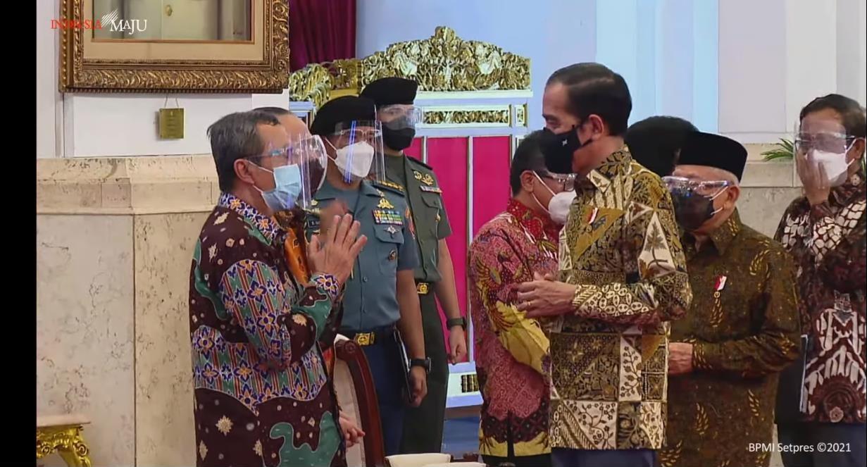 Presiden Apresiasi Langkah Riau Atasi Karhutla