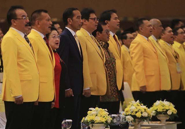 "Jokowi Tak Mau Ikut ""Main"" di Munas Golkar"